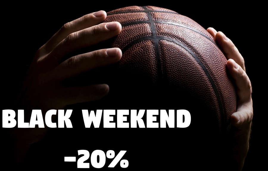 Black Weekend - SLEVA 20%