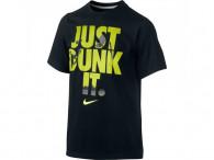 Dětské triko Nike - Just dunk it