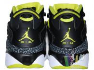 Boty Jordan 6 rings Venom green