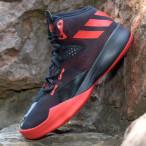 Dětské basketbalové boty adidas Dual Threat 2017 J