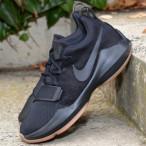Dětské basketbalové boty Nike PG 1 Black GUM