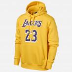 Mikina Nike Lebron James Lakers Essential