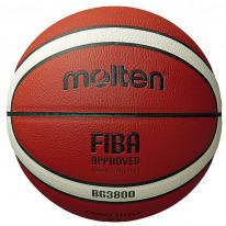 Basketbalový míč Molten B6G3800 (ženy)