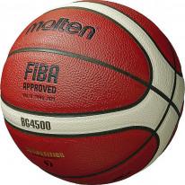 Basketbalový míč Molten B6G4500 (ženy)