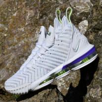 Basketbalové boty Nike Lebron XVI Buzz Lightyear