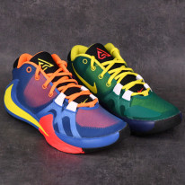 Basketbalové boty Nike Zoom Freak 1 MULTI