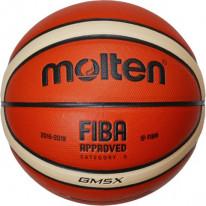 Basketbalový míč Molten GM5X (dětský)