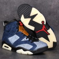 Boty Air Jordan 6 Retro Washed Denim
