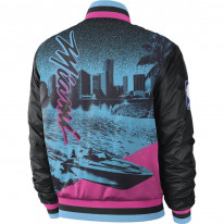 Bunda Nike Miami Heat City Edition jacket