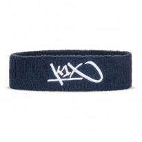 Čelenka K1X Hardwood Headband, tmavě modrá