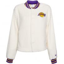 Dámská mikina Nike Lakers NBA bomber