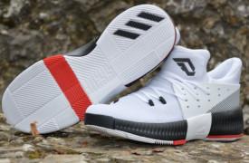 Dětské basketbalové boty adidas D Lillard 3 C