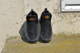 Dětské basketbalové boty Air Jordan XXXII Black CAT