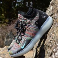 Dětské basketbalové boty Nike KD11 GS Multicolor
