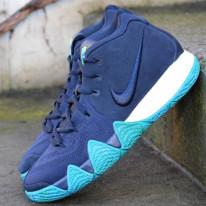 Dětské basketbalové boty Nike Kyrie 4 Obsidian