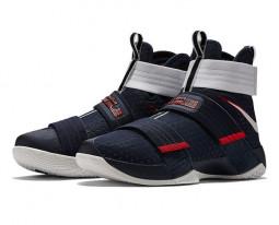Dětské basketbalové boty Nike LeBron Soldier 10