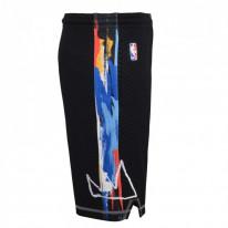 Dětské šortky Nike Brooklyn Nets Edition