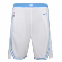 Dětské šortky Nike Los Angeles Lakers City Edition