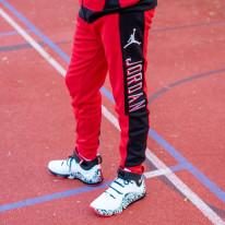 Dětské tepláky Jordan ARC Fleece