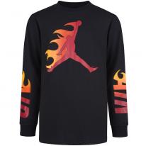 Dětské triko Jordan Jumpman Flames