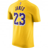 Dětské triko Nike Los Angeles Lakers - James