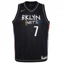 Dětský basketbalový dres Nike Brooklyn Nets Durant City Edition