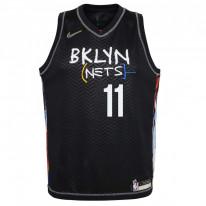 Dětský basketbalový dres Nike Brooklyn Nets Irving City Edition