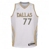 Dětský basketbalový dres Nike Dallas Mavericks City Edition