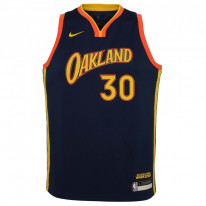 Dětský basketbalový dres Nike Golden State Warriors City Edition