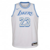 Dětský basketbalový dres Nike Los Angeles Lakers City Edition