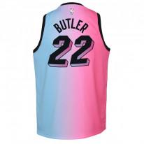 Dětský basketbalový dres Nike Miami Heat City Edition