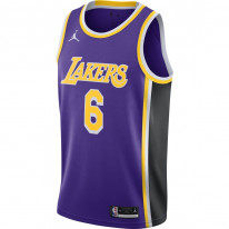 Dres Jordan Lebron James Lakers Statement Edition