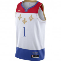 Dres Nike New Orleans Pelicans - Zion Williamson City Edition