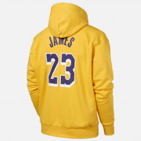Mikina Nike Lebron James Lakers Essential