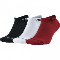 Ponožky Jordan Jumpman no-show 3 pack