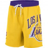 Šortky Nike Los Angeles Lakers Courtside