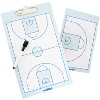 Tabulka pro basketbalové trenéry Molten SB00