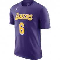 Triko Jordan Los Angeles Lakers Statement edition, James