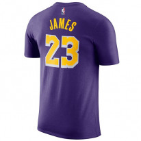 Triko Nike Los Angeles Lakers - James