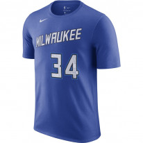 Triko Nike Milwaukee Bucks - Giannis Antetokounmpo City Edition