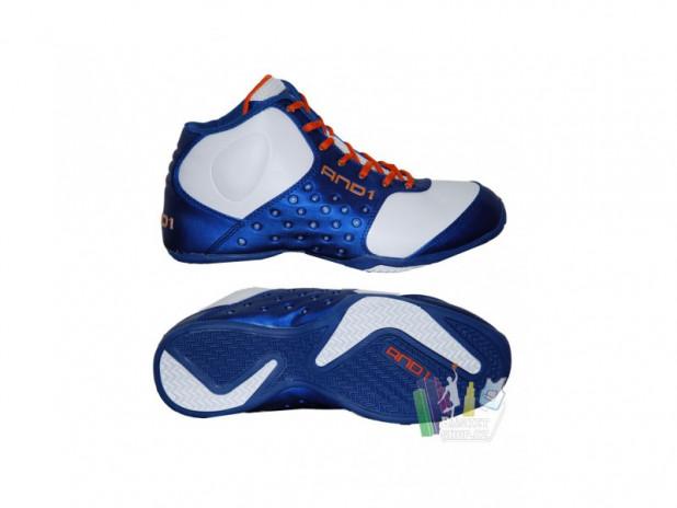 Basketbalové boty AND1 -Reign mid
