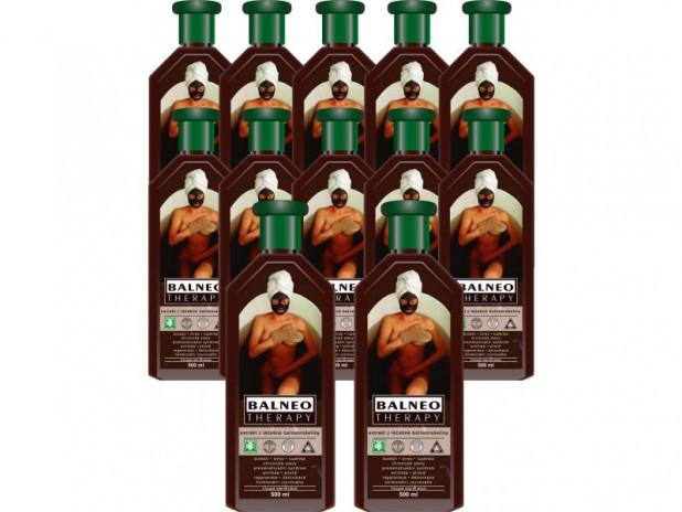 Balneo Natural se žraločím olejem, 12 kusů
