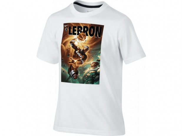Basketbalové triko Nike Lebron hero tee