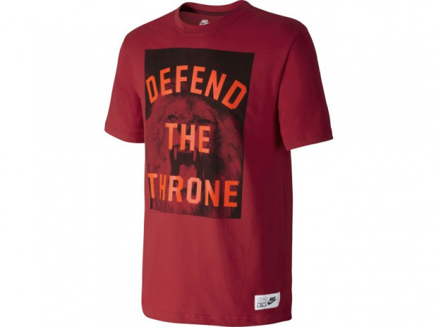 Basketbalové triko Nike Lebron defend the throne