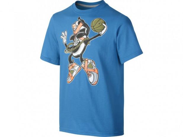 Dětské triko Nike air raid bad boy