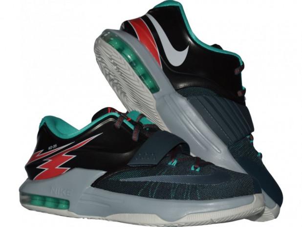 Dětské basketbalové boty Nike KD VII (7) Flight pack