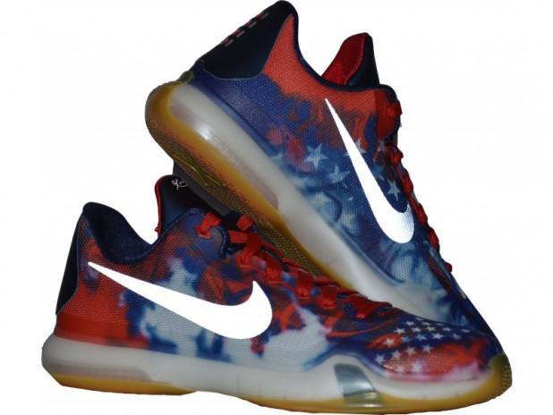 Dětské basketbalové boty Nike Kobe X USA