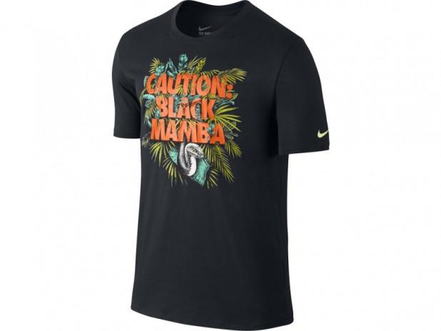 Basketbalové triko Nike Kobe caution black mamba