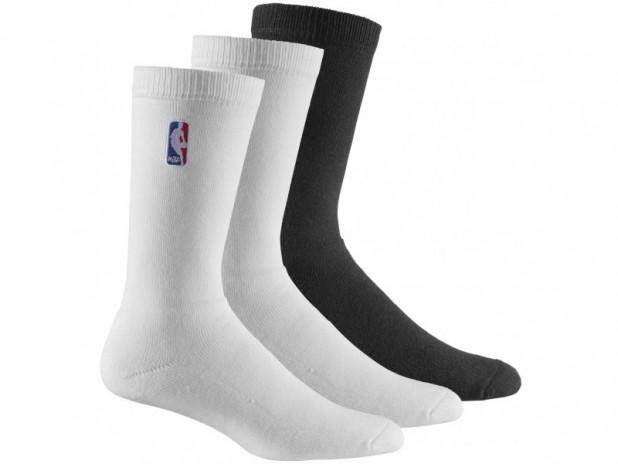 Basketbalové ponožky adidas NBA 3 pack