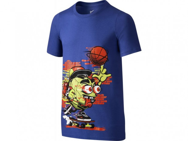 Dětské basketbalové triko Nike Sneaker crew